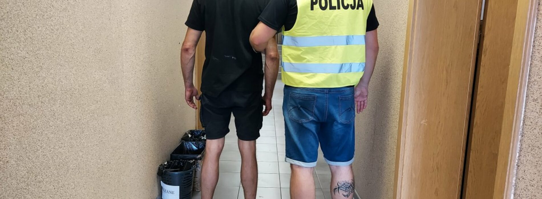 Policjanci zabezpieczyli narkotyki