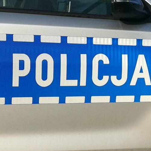 Weekendowe działania policjantów ruchu drogowego