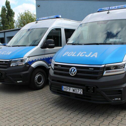Nowe radiowozy dla policjantów zgierskiej drogówki